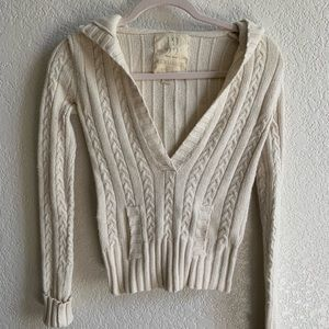 Hollister knitted blouse